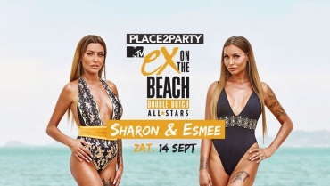 ✘ Ex on the Beach w/ Sharon & Esmee ✘